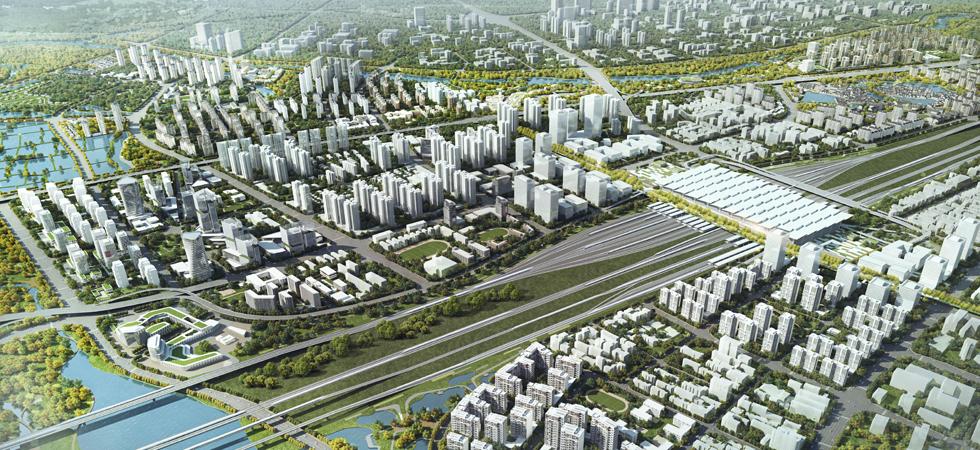 Integration Of Planning And Design 城印国际城市规划与设计北京